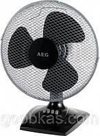 Наcтольный вентилятор AEG VL 5529 30 см Германия Хит продаж