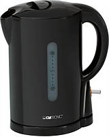 Электрический чайник Clatronic WK 3380/ Bomann WK 5004 CB черный 1,0 л Германия Хит продаж