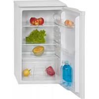 Однокамерный холодильник Bomann VS 164.1 белый Германия