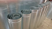 Труба из оцинкованной стали 0,4мм. 120