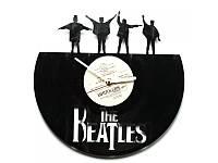 Виниловые часы The Beatles Битлз