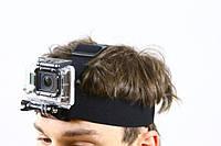 Крепление на голову Head Strap Mount для камер GoPro (XREC)