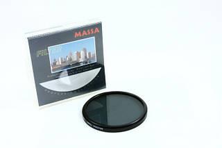 Фильтр нейтрально-серый MASSA NDx4 62 мм