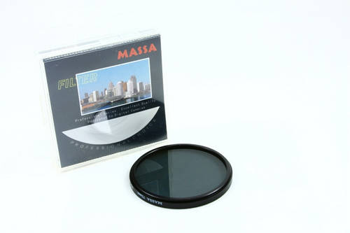 Фильтр нейтрально-серый MASSA NDx4 67 мм