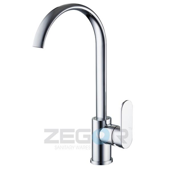 Смеситель для кухни Zegor Z45-LOB4-A128