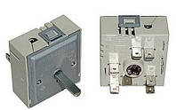 Энергорегулятор двухзонный плавный для стеклокерамических плит, универсальный, правосторонний, EGO