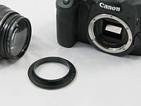 Реверсивные адаптеры JJC Canon - 72mm