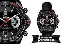 Часы Tag Heuer (механика). Это стильные и элегантные часы, обладающие высокой точностью и всем необходимым
