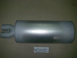 Глушитель выхлопа в сб. 53215 (пр-во КАМАЗ), 53215-1201010