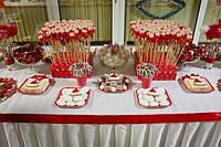 Candy Bar на Новогодний корпоратив