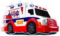 Машинка Скорая Помощь Функциональная Dickie 3308360, фото 1