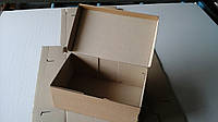 Коробка под обувь 330х200х130