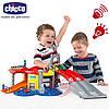 Гараж для машинок игрушка Chicco 7414