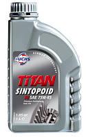 Трансмиссионное масло FUCHS TITAN SINTOPOID FE 75W85 1L для МКПП и мостов синтетическое VOLKSWAGEN и MERCEDES