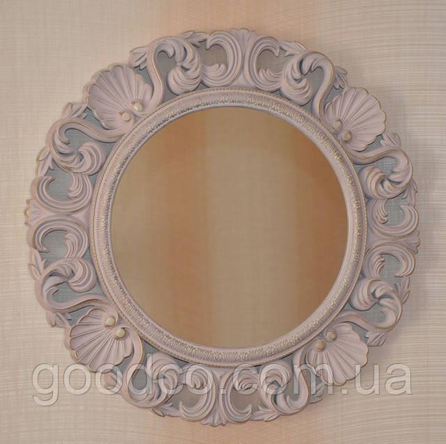 Настенное зеркало (фото)