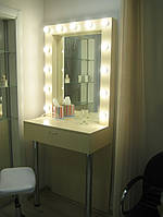Стол для визажиста с подсветкой А0017