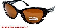 Женские солнцезащитные очки aolise polaroid бабочка