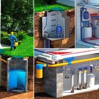Оборудование для водоочистки