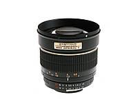 Светосильный объектив SAMYANG 85mm ED f/1.4 PENTAX
