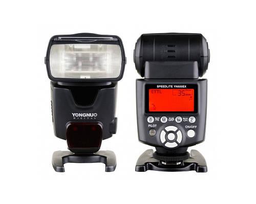 Фотовспышка YONGNUO YN-500EX к фотокамерам Canon