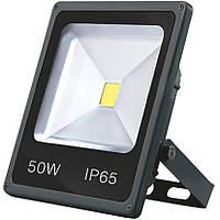 Светодиодный прожектор LP 50W, 220V, IP67 Premium, фото 1