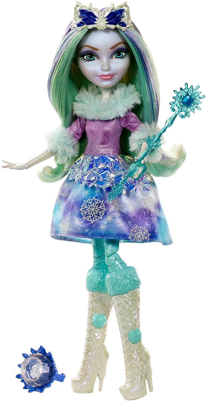 Кукла Эвер Афтер Хай Кристал Винтер серия Эпическая Зима Ever After High Epic Winter Crystal Winter