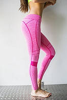 Женские спортивные лосины Pink