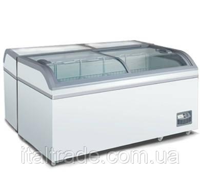 Бонета-ларь морозильная Scan XS 600, фото 2