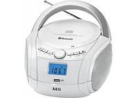 Магнитофон BOOMBOX AEG SR 4348 BT Bluetooth CD/MP3/USB  Германия Хит продаж