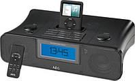 IPod-док-станция AEG SRC-4321 с радиобудильником и часам Оригинали Германия