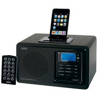 Радиочасы AEG MR 4115 I  с IPOD –плеером Германия Оригинал