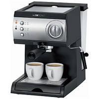 Кофемашина эспрессо Clatronic ES 3584 1050 Вт Германия СУПЕР ЦЕНА