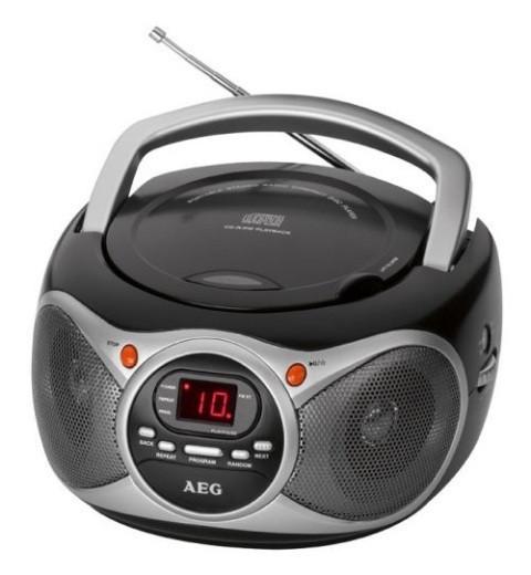 Магнитофон BOOM BOX AEG SR 4351 CD Германия Оригинал
