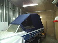 Транспортировочные тенты из ПВХ на лодки Казанка