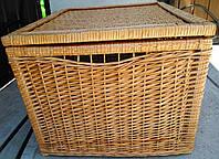 Сундук ящик из лозы, фото 1