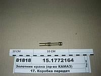 Золотник крана (пр-во КАМАЗ), 15.1772164