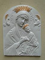 Матір Божа Неустанної Помочі (овал)