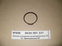 Кольцо стопорное регулировочное 80х3,55 (ZF), 630501337