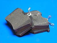 Колодки тормозные, задние Chery Eastar B11  (Чери Истар), B11-6BH3502080