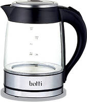 Чайник электрический Botti HHB1752 (1,8 л) Стеклянный