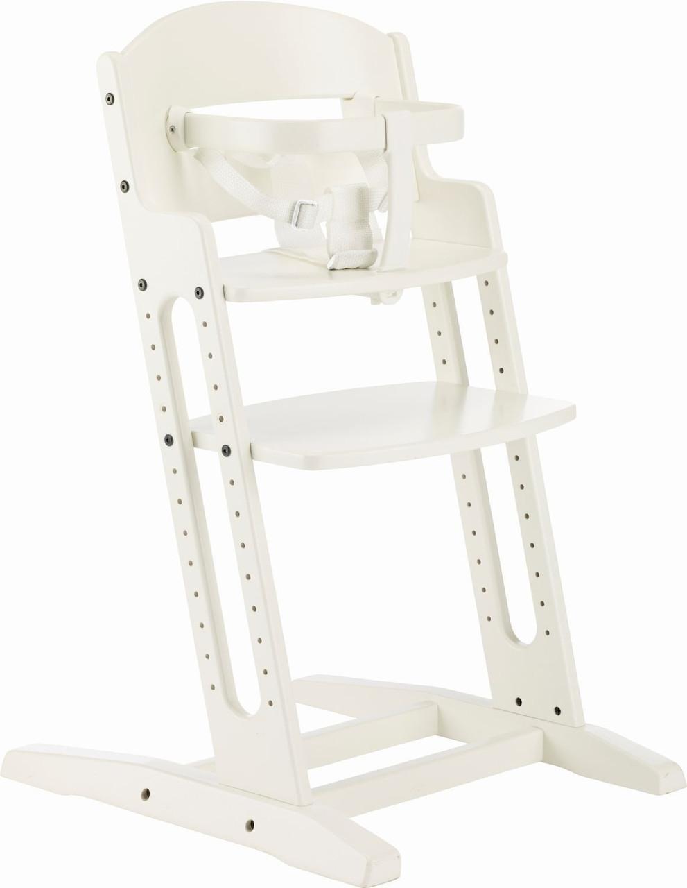 Универсальный стульчик для кормления Baby Dan Chair  белый