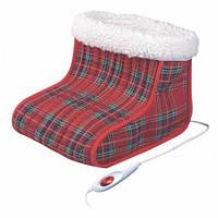 Электрогрелка для ног botti (Красная)