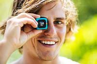 Экшн камера Polaroid CUBE + крепление на магните