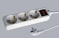 Удлинитель с выключателем botti (1м)