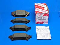 Колодки тормозные задние LEXUS RX270/350/450H, FROM DEC/2008 (  )