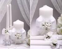 Свадебные свечи Flowers в ассортименте