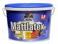 """Фасадная водно-дисперсионная краска акриловая """"Mattlatex"""" 10 л"""