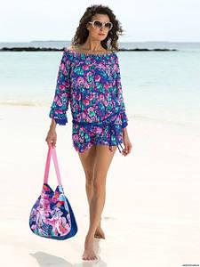Самые модные платья пляжные -  на лето!