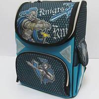 Ранец школьный каркасный Рыцарь