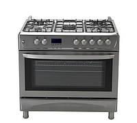 Газовая плита с электрической духовкою Ravanson KWGE-K90 cheff modern